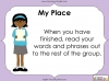 Using the Senses (KS1 Poetry Unit) Teaching Resources (slide 48/59)